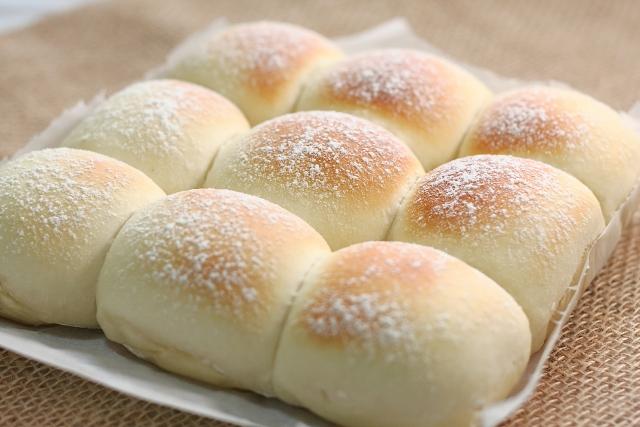 かんたん!おいしい♪ 炊飯器で作るちぎりパン作り